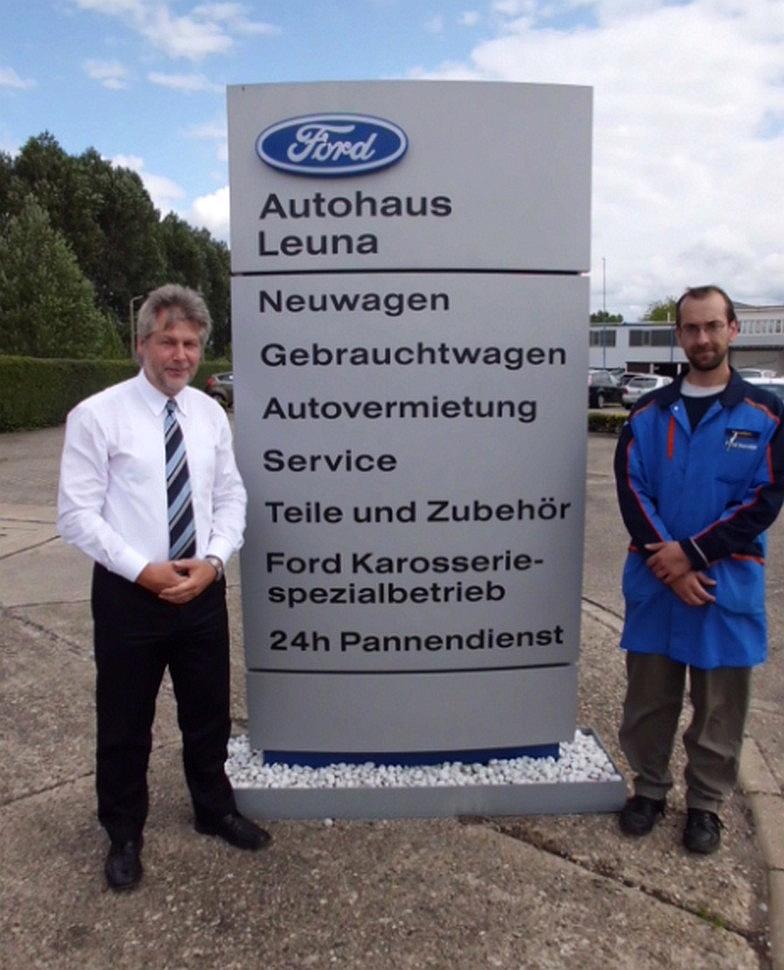 Autohaus Leuna