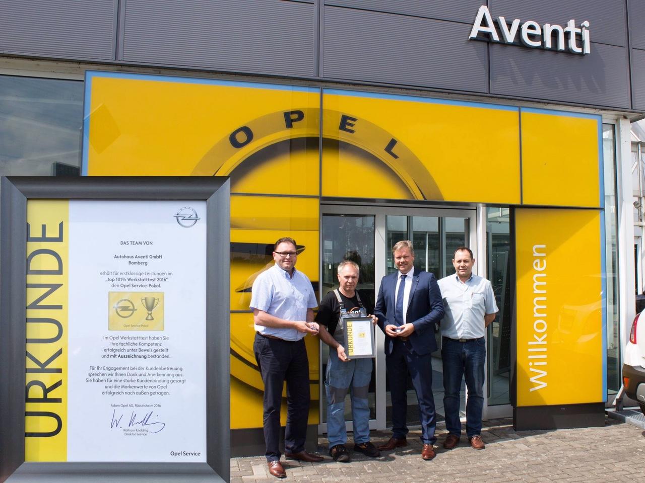 Opel Servicepokal