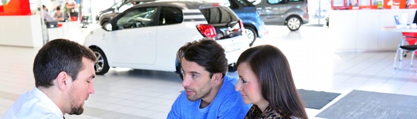 Fahrzeughandel