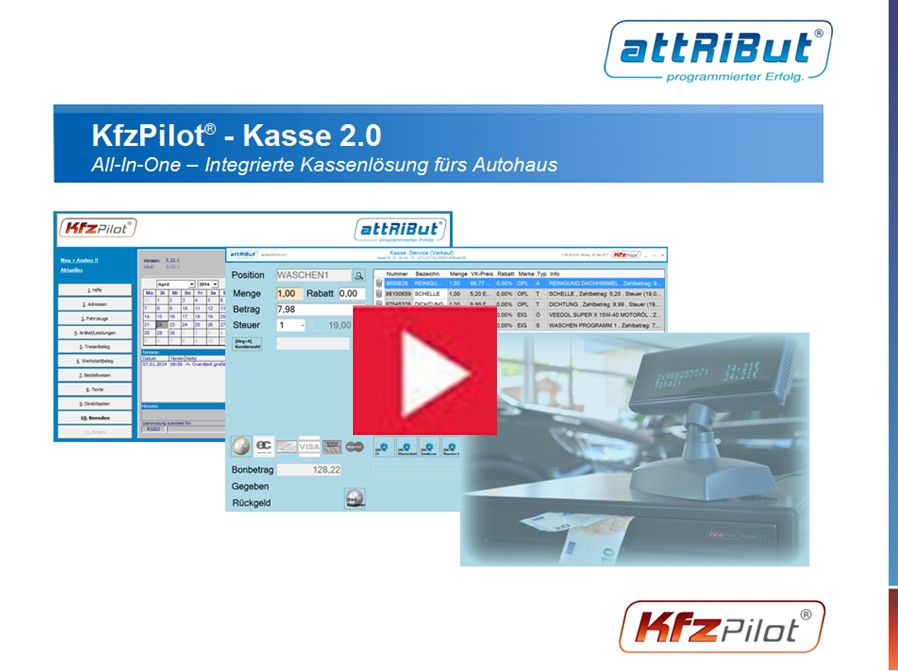 KfzPilot-Kasse 2.0