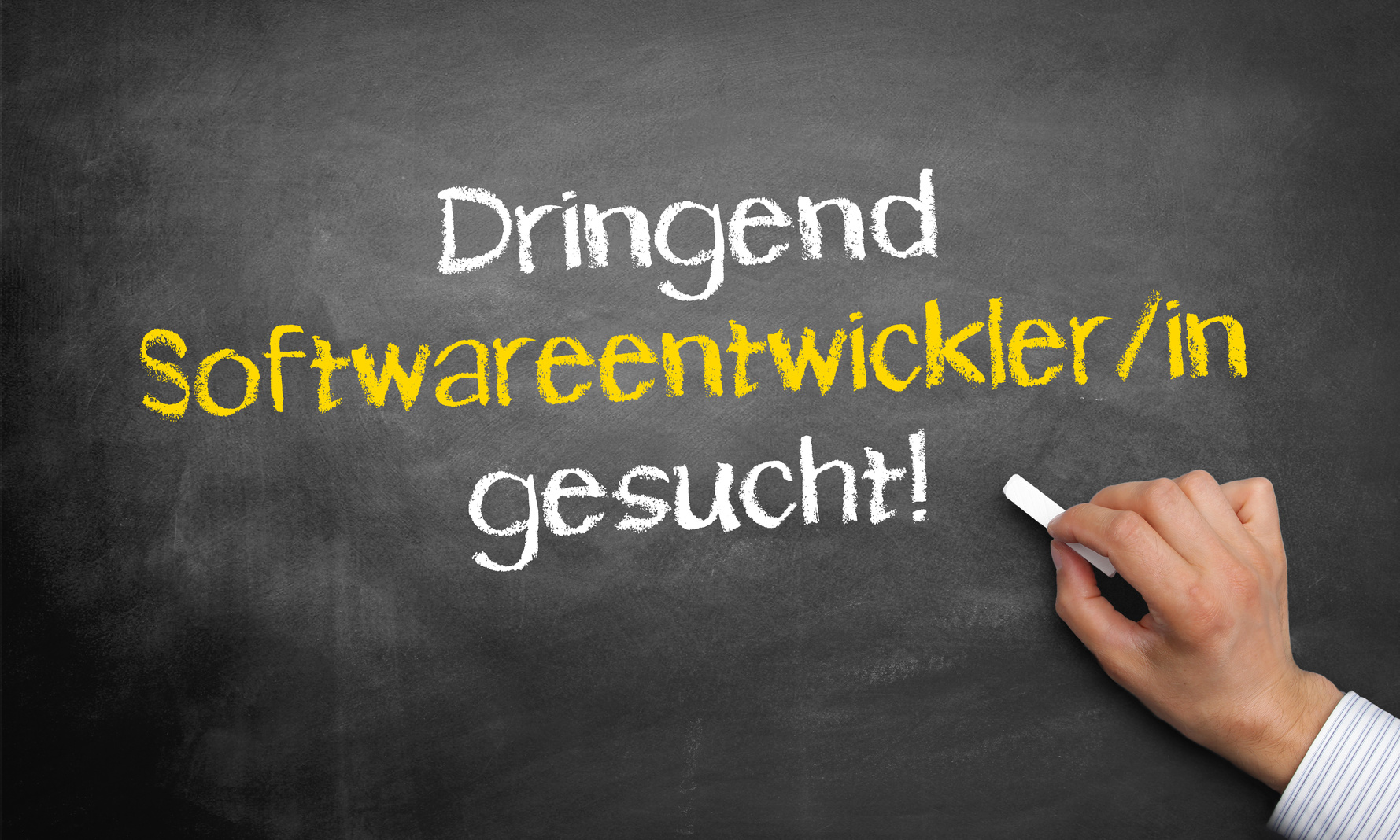 Softwareentwickler/in